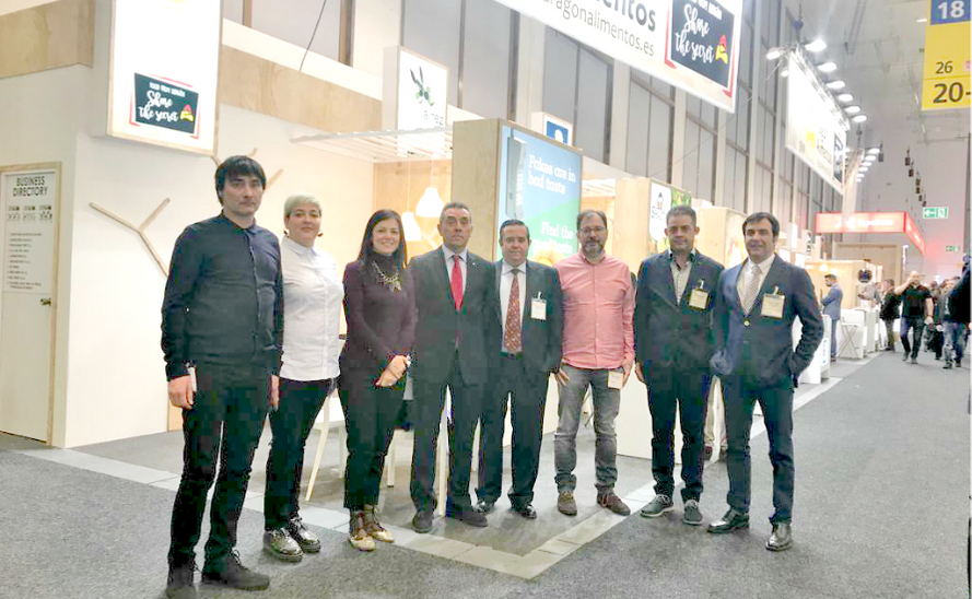 Feria de Berlin FRUIT LOGISTICA 2019